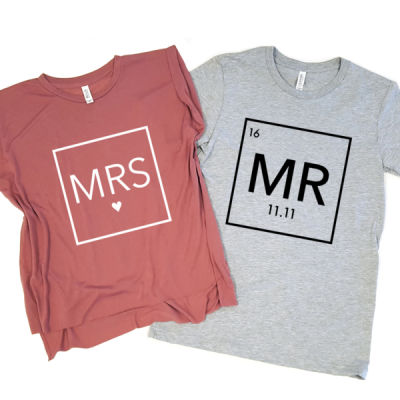 Honeymoon Pack MRS & MR Thumbnail